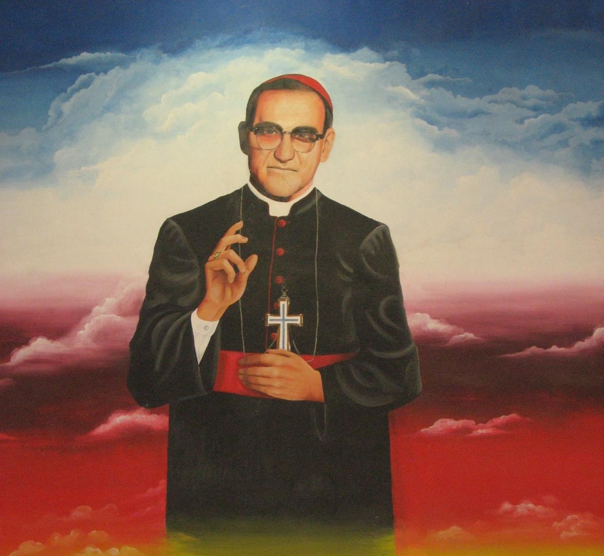 Mar 24: Oscar Romero Assassinated By Death Squad